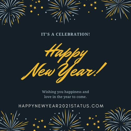 Happy New Year 2021 GIFs Images