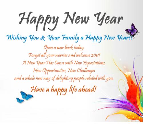 Happy New Year 2021 quotes