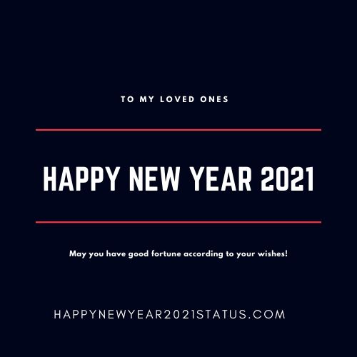 Happy New Year 2021 videos