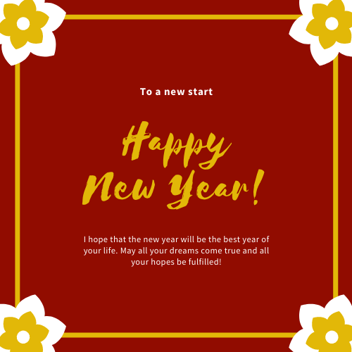 Happy New Year 2021 Wishes Pictures