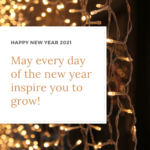 Happy New Year Wishes Message 2021