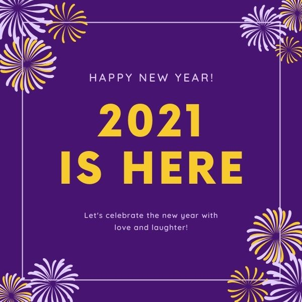 Happy New Year 2021 HD Images Free Download