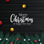 Merry christmas and happy new year 2021 (5)