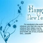 Happy New Year 2021 Greeting Wishes