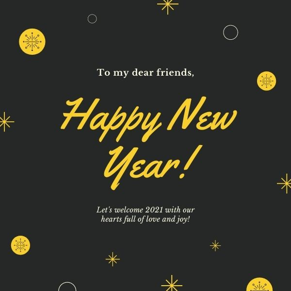 Advance Happy New Year 2021 Images HD Download