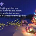 merry christmas 2020 greeting