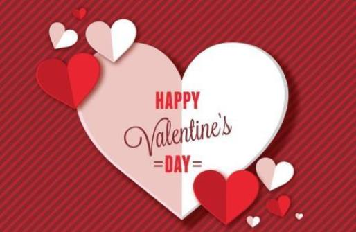 Why is the 14th of February Valentine Day?