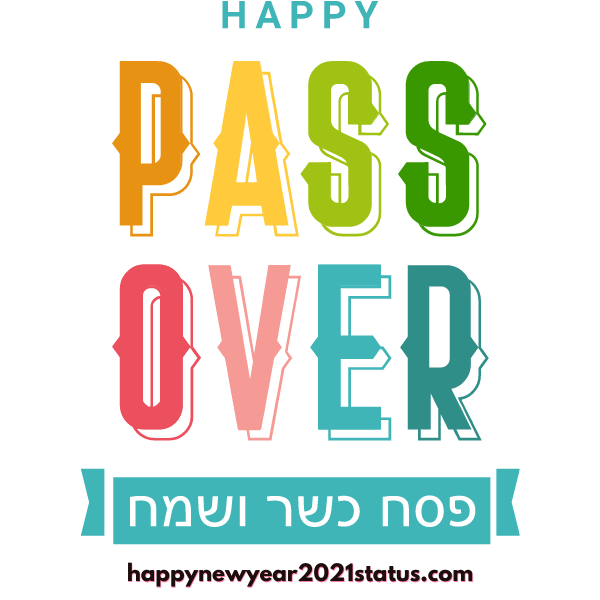 Happy Passover 2021 Images