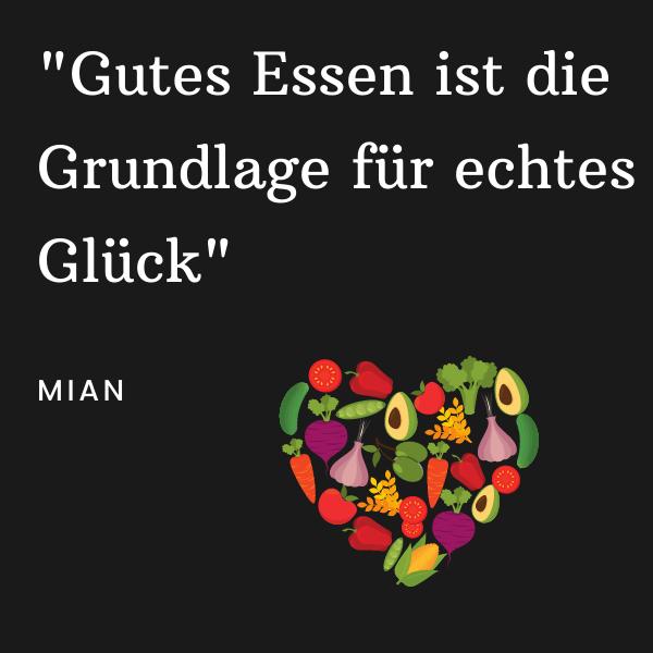 WhatsApp Sprüche für Food Lovers